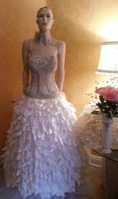 sample gown listing stunning victorian sheer bejeweled boned
