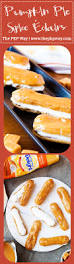 Barefoot Contessa Pumpkin Pie Filling by Pumpkin Pie Spice éclairs The Pkp Way