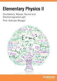 Elementary Physics II Oscillations Waves Sound And Electromagnetic Light