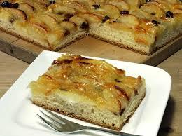 apfelkuchen rezept mit hefeteig