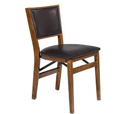 Stakmore Retro Upholstered Back Folding Chair, Fruitwood Frame & Espresso  Bonded Leather Beautiful Folding Ding Chair Chairs Style Upholstered Design Queen Anne Ashley Age Bronze Sophie Glenn Civil War Era Victorian Campaign And 50 Similar Items Stakmore Chippendale Cherry Frame Blush Fabric Fniture Britannica True Mission Set Of 2 How To Choose For Your Table Shaker Ladderback Finish Fruitwood Wood Indoorsunco Resume Format Download Pdf Az Terminology Know When Buying At Auction