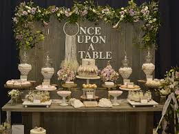Once Upon A Table Es Wedding Rustic Bohemian Chic Dessert