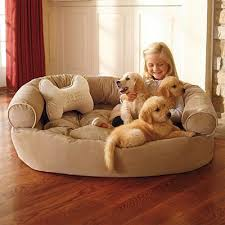 Dog Beds Designer fy Pet Couch Resting fortably Pets Trends