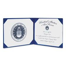 Awards And Decorations Air Force by Nsn1153250 Usaf Seal Certificate Holders Ontimesupplies Com
