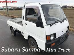 100 Subaru Truck Sambar Mini