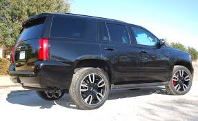 2018 Chevrolet Tahoe RST First Drive – Power Comes At A Price - The ... 2011 Chevrolet Tahoe Ltz For Sale Whalen In Greenwich Ny 2018 Rst First Drive Review Wikipedia 2007 For Sale Campbell River 2017 Suv Baton Rouge La All Star 62l 4wd Test Car And Driver Used 2015 Brighton Co 2013 Ppv News Information Reviews Rating Motor Trend Gurnee Vehicles Z71 Lifted Blazers Tahoes Pinterest 2012 Chevrolet Tahoe Used Preowned Clarksburg Wv