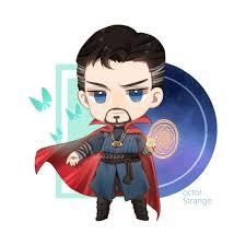 Dr Strange By Remirror Héroes Marvel Arte De Marvel Y