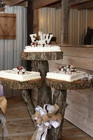 Rustic Cake Table For Weddings Near Decatur Al Valleyviewbarnweddings Use