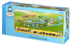 Tidmouth Shed Deluxe Set by 17 Thomas The Train Tidmouth Sheds Deluxe Set Image Thomas