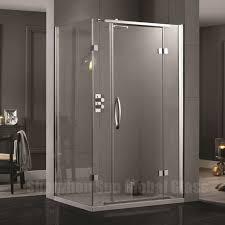 badezimmerglastür neue modelle für glasschiebetüren