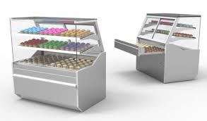 Refrigerated Drawer Service Case
