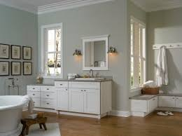 this lovely bathroom was designed using kemper s echo line in