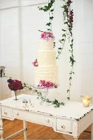 Can You Believe This Vegan Wedding Cake By Earth And Sugar Yummy Pretty