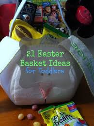 21 Easter Basket Ideas For Toddlers And Preschoolers Without All The Sugar