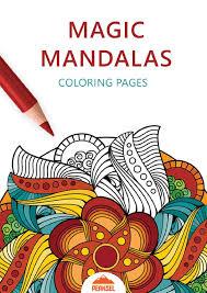FileMagic Mandala Coloring Pages