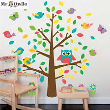 3d Wall Decals Custom Vinyl Stickers Sticker Decal Decorative Home Decor Tree Baby Rooms