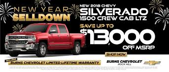 Burns Chevrolet In Rock Hill, SC. Local Charlotte Chevy Dealer ...