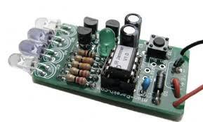 handmade jammer circuit