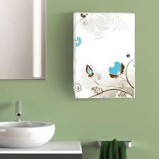 banjado medizinschrank badezimmer weiß groß abschließbar mit