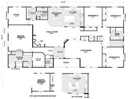 Triple Wide Modular Homes Floor Plans by Best 25 Triple Wide Mobile Homes Ideas On Pinterest Modular