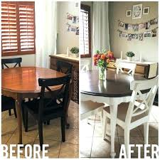 Painting Dining Room Chairs Paint Table Exquisite Design Painted Tables Awesome Ideas About