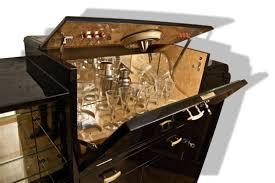 deco cocktail bar drink trolley deco bar