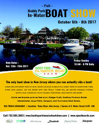 Sweetwater River Deck Events by Huddy Park In Water Boat Show