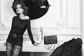 Big Ang Mural Unveiling by Kristen Stewart Gets Sultry In Chanel Ads U2013 Wwd