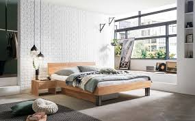 lodi massivholzbett 90 200 cm wählbar eiche bianco geölt günstig möbel küchen büromöbel kaufen froschkönig24