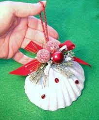 Seashell Christmas Tree Ornaments by How To Make Seashell Christmas Ornaments 30 Years 30th And Box