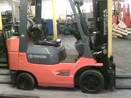 100 Used Truck Parts Online Toyota 7FGCU25 Propane Forklift Lift Equipment