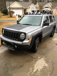 Updated-painted Grille. | Jeep Patriot | Pinterest | Jeep Patriot ...