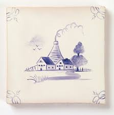 why we are all falling for the dainty delights of delft tiles