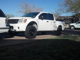FEELER: Fiberglass Fenders And Bora Wheel Spacers - Nissan Titan Forum