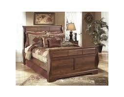 Queen Sleigh Bed by Ashley Furniture