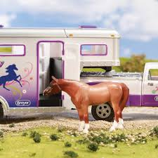 Breyer Horse Crazy Truck & Trailer - Millbry Hill John Deere Toys Monster Treads Pickup Hauler With Horse Trailer At Breyer Stablemates Animal Rescue Truck The Play Room 5356 Pickup And Gooseneck Ebay Giddy Up Go 701736 Dually Identify Your Accsories 132 Model By Loading Mini Whinnies Horses In Ves Car Drama At Show