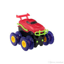 100 Kids Monster Trucks 2019 Racing Truck Car That Climb And Zip Car Track DIY Toy Set For Suitable For Over 3 Years Old From Eternalhope 1207