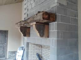 Sawn Barn Beam Mantle W/ Reclaimed Oak Corbels | Reclaimed Wood ... Gray Rustic Reclaimed Barn Beam Mantel 6612 X 6 5 Wood Fireplace Mantels Hollowed Out For Easy Contemporary As Wells Real 26 Projects That The Barnwood Builders Crew Would Wall Shelf Nyc Nj Ct Li Modern Timber Craft 66 8 Distressed Best 25 Wood Mantle Ideas On Pinterest 60 10 3