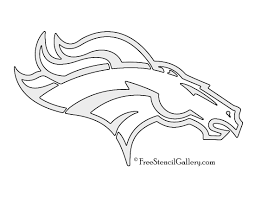 Free Ninja Turtle Pumpkin Carving Template by Nfl Denver Broncos Stencil Free Stencil Gallery