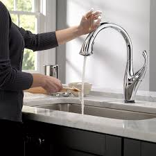 Delta Addison Touch Faucet Not Working by Delta Addison Touch Activated Kitchen Faucet With Pull Down Spray