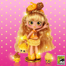 Shopkins Announces New Gold Special Edition Shoppie Doll Toys