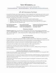 Business Resume Sample Sample Lovely Hr Resume Samples | Free Resume ...