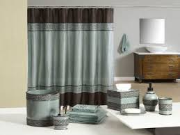 blue and brown bathroom accessories brown and blue bathroom