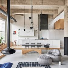 100 Interior Loft Design Vladimir Radutny Overhauls Industrial Michigan