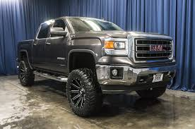 Used Lifted 2014 GMC Sierra 1500 SLT 4x4 Truck For Sale - 38333A Wheel Offset 2016 Gmc Sierra 1500 Super Aggressive 3 5 Suspension Gmc Denali Custom Lifted Florida Bayshore Zone Offroad 65 System 3nc34n Custom With A Lift Big Trucks Pinterest Trucks How Much Can My Lifted Truck Tow Ask Mrtruck Video The Fast Denali Premium 2015 Luxury Red In Manitoba Winter For Sale In Tuscany Mckenzie Buick Clean 16 Trinity Motsports Diesel For Dallas Tx Chevrolet Silverado Truck Chevy