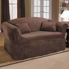 Walmart Canada Sofa Slipcovers by Sure Fit Luxury Suede Relaxed Fit Sofa Slipcover Walmart Canada