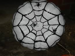 Vomiting Pumpkin Dip spider web pumpkin how to decorate a pumpkin decorating on cut