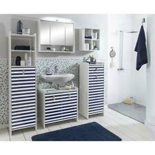 badezimmer möbel set patina weiß glanz maritim