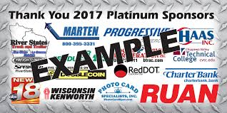 Platinum-Sponsor-Banner-4×8 | Eau Claire Big Rig Truck Show 2012 Winners Eau Claire Big Rig Truck Show 2013 Youtube 2015 Light Parade 2016 Hlights Platinumsponsorbanner48 Movin Out The Tasure Hunt Fun With Rigs Truck Show Moves To Chippewa Falls 18th Annual Richard Crane Memorial And Light Parade Maxresdefaultjpg 19181083 Pickup Pinterest