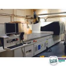 scm record 220 cnc router used woodworking machinery pinterest